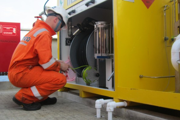 offshore fuel installation maintenance training