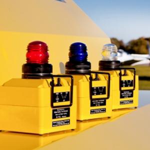 portable helideck lighting